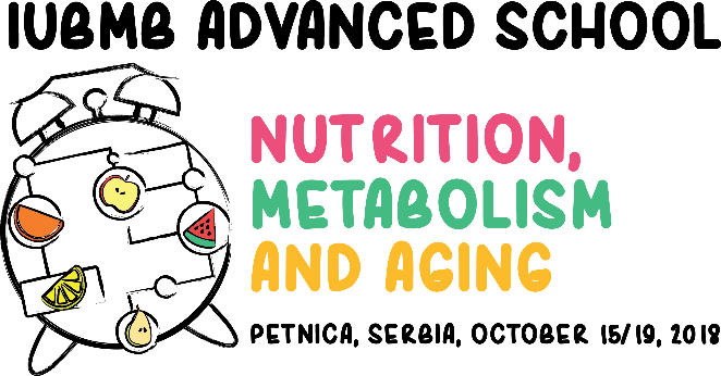 IUBMB Advanced School on Nutrition, Metabolism and Aging